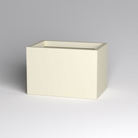 Modern Rectangle Planter 36in.L x 24in.W x 24in.H