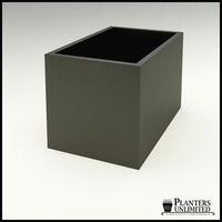Modern Rectangle Planter 48in.L x 30in.W x 30in.H