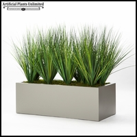 Mountain Grass Room Divider