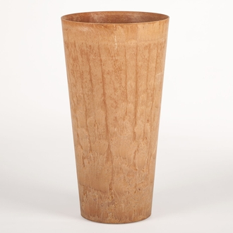 Naples Tall Tapered Round Flower Pots