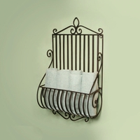 New Orleans Wall Basket