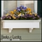 """Newport Premier Window Boxes w/ """"Easy Up"""" Cleat Mounting System"""