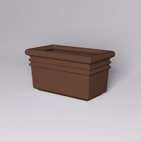 Orvieto Rectangle Planters