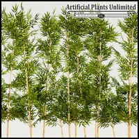 Outdoor Artificial Bamboo Per Foot