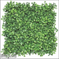 "Outdoor Artificial Boxwood Mat - 12"" Squares"