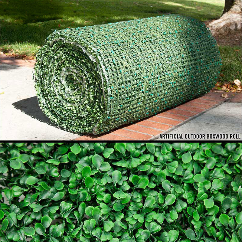 Artificial Boxwood Material Roll OutdoorArtificial Plants