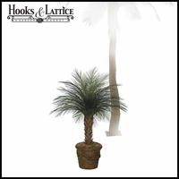 Outdoor Rated 4ft Artificial Areca Palm Tree