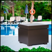 Outdoor Storage Box Table