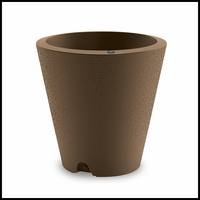 Pinpoint 20in. Tapered Planter