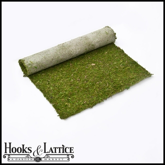 Preserved Moss Roll - Choose Your Length
