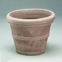 Queen Belaire 37in. Planter - Weathered Stone