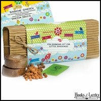 Sunny Sunflower Garden Kids Seed Kit