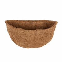Replacement Coconut Liner for Half Moon Wall Planters