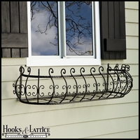 Rustic & Antique Window Boxes / Wall Planters