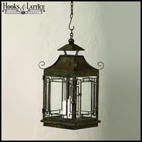Rustic Pagoda Lantern (Choose from 3 Colors)