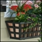 Santiago Decora Window Boxes w/ Real Copper Liners