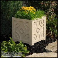 Savannah Patio Planter-Clay