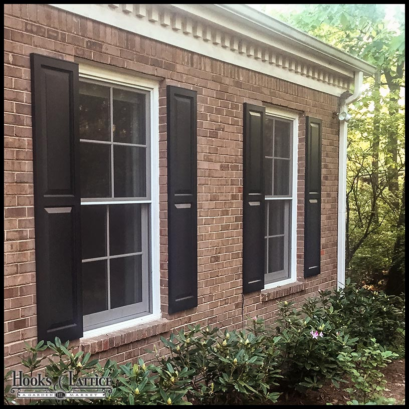 Exterior Shutter Styles Board Batten Panel Louver And More