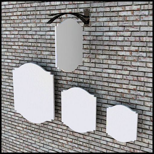 The Sign Bracket Store Offers Sign Blanks Made Of Pvc