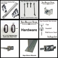 Sign Hardware - All