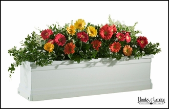 Supreme Fiberglass Petite Window Boxes