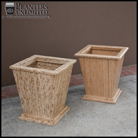 Sustainable Wood Planters - Eco Friendly - EcoVara