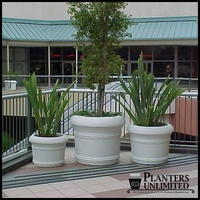 The Valencia -  Large Commercial Grade Planter