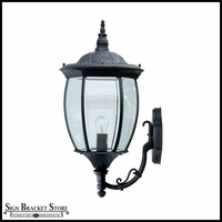 Victorian Outdoor Wall Fixture - 120V