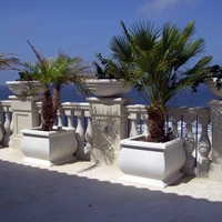 Villagio Rectangular Planters