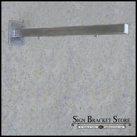 Wall Mount Stainless Steel Sign Brackets