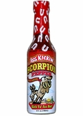 Ass Kickin' Scorpion Pepper Hot Sauce, 5oz.