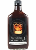 BourbonQ Distiller's Choice BBQ Sauce, 12.7oz.