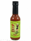 Cin Chili Hot Sauce, 5oz.