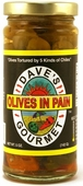 Dave's Gourmet Olives in Pain