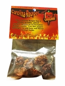Dried Whole Carolina Reaper Pods, .25oz.