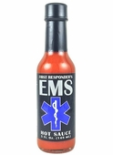 First Responder's EMS Hot Sauce, 5oz.