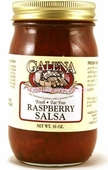 Galena Fresh Raspberry Salsa, 16oz.