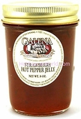 Galena Strawberry Hot Pepper Jelly