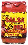 Habanero Salsa From Hell, 13oz.