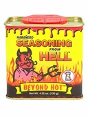 Habanero Seasoning From Hell, 4.25oz.