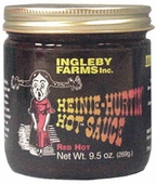 Heinie Hurtin' Red Hot Hot Sauce