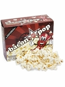 J&D's Bacon Pop Microwave Popcorn, .33oz.