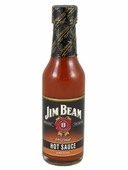 Jim Beam Kentucky Bourbon Hot Sauce, 5oz.