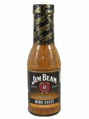 Jim Beam Wing Sauce, 13oz.