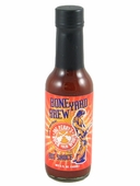 Joe Perry's Rock Your World - Boneyard Brew Hot Sauce, 12oz.
