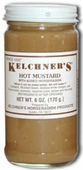 Kelchner's Hot Mustard with Horseradish, 10oz.