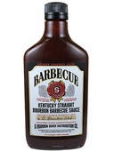 Kentucky Straight Bourbon Barbecue Sauce, 15oz.