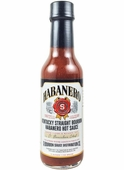 Kentucky Straight Bourbon Habanero Hot Sauce, 5oz.