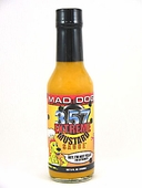 Mad Dog 357 Extreme Mustard, 10oz.