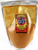 Mad Dog 357 Ghost Pepper Powder - Kilo, 2.5lb.